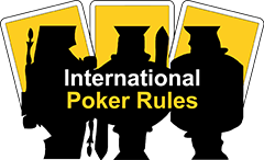Logo International Poker Rules