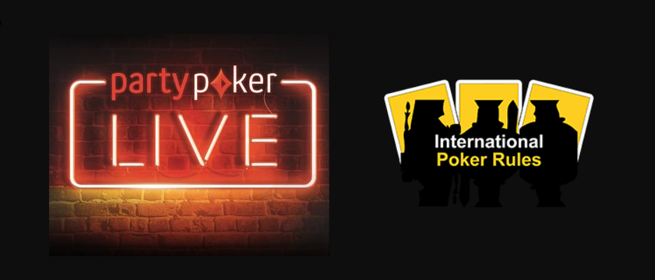 International Poker Rules partypoker LIVE